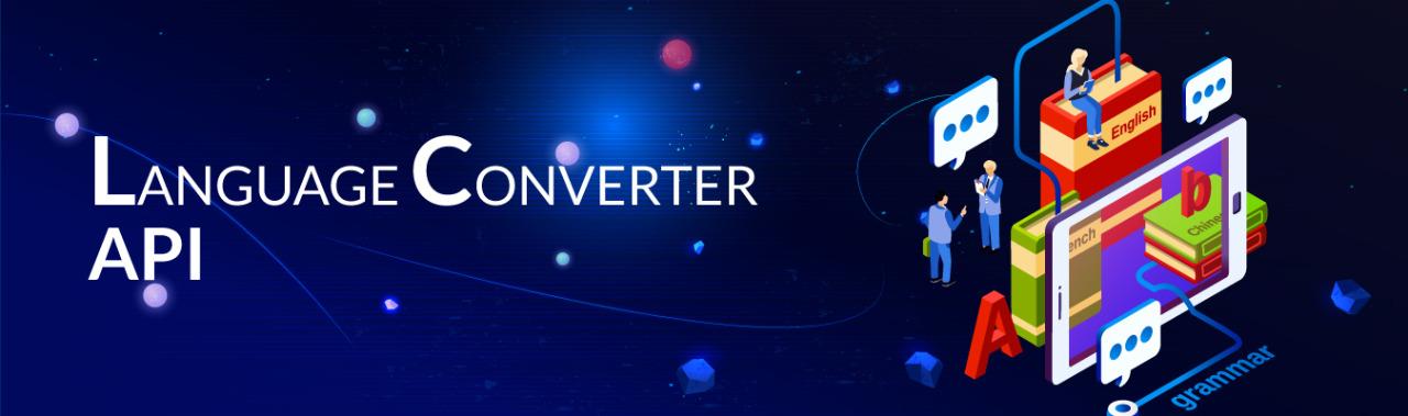 Language Converter API